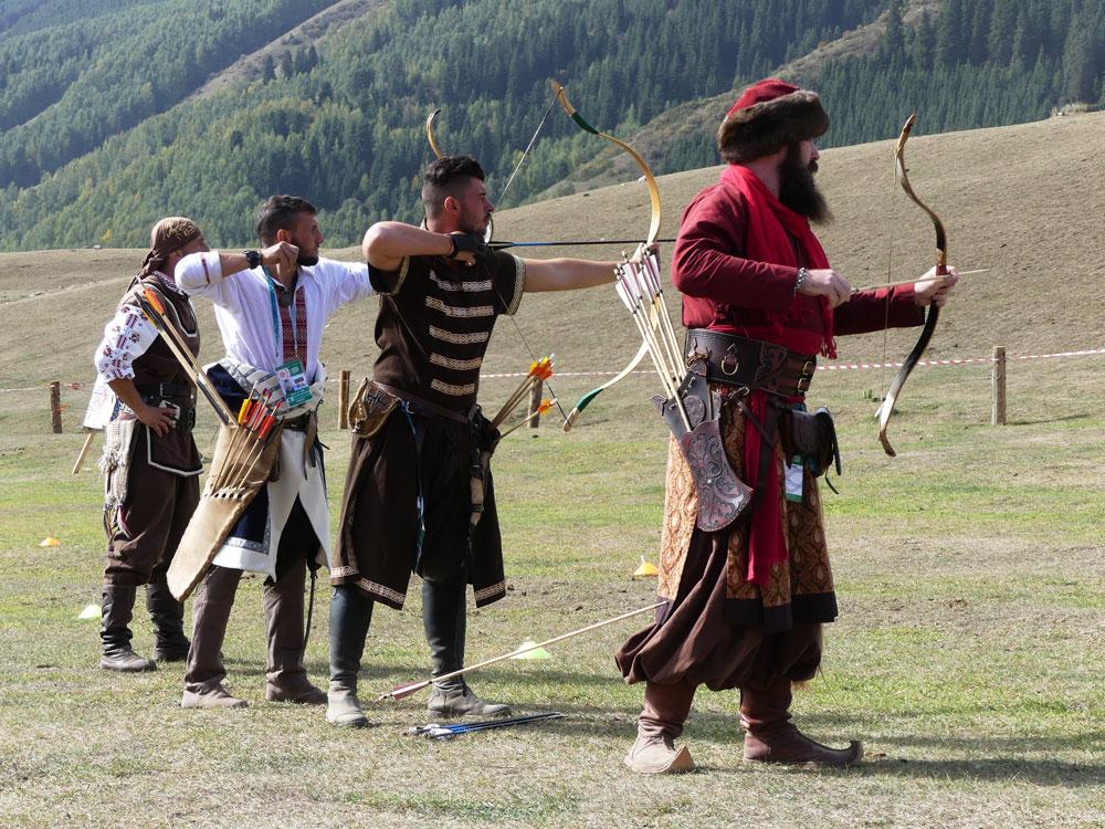 Archers hongrois